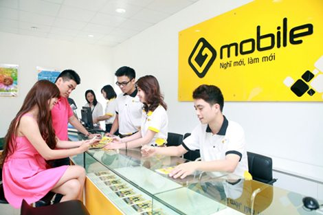 Dịch vụ Gmobile